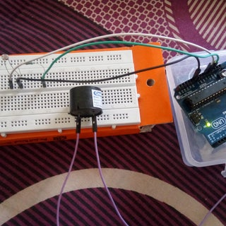 Grab Alarm Using Arduino + LDR + Piezo Buzzer