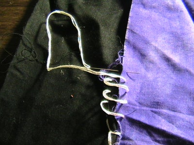 A Note About Sewing