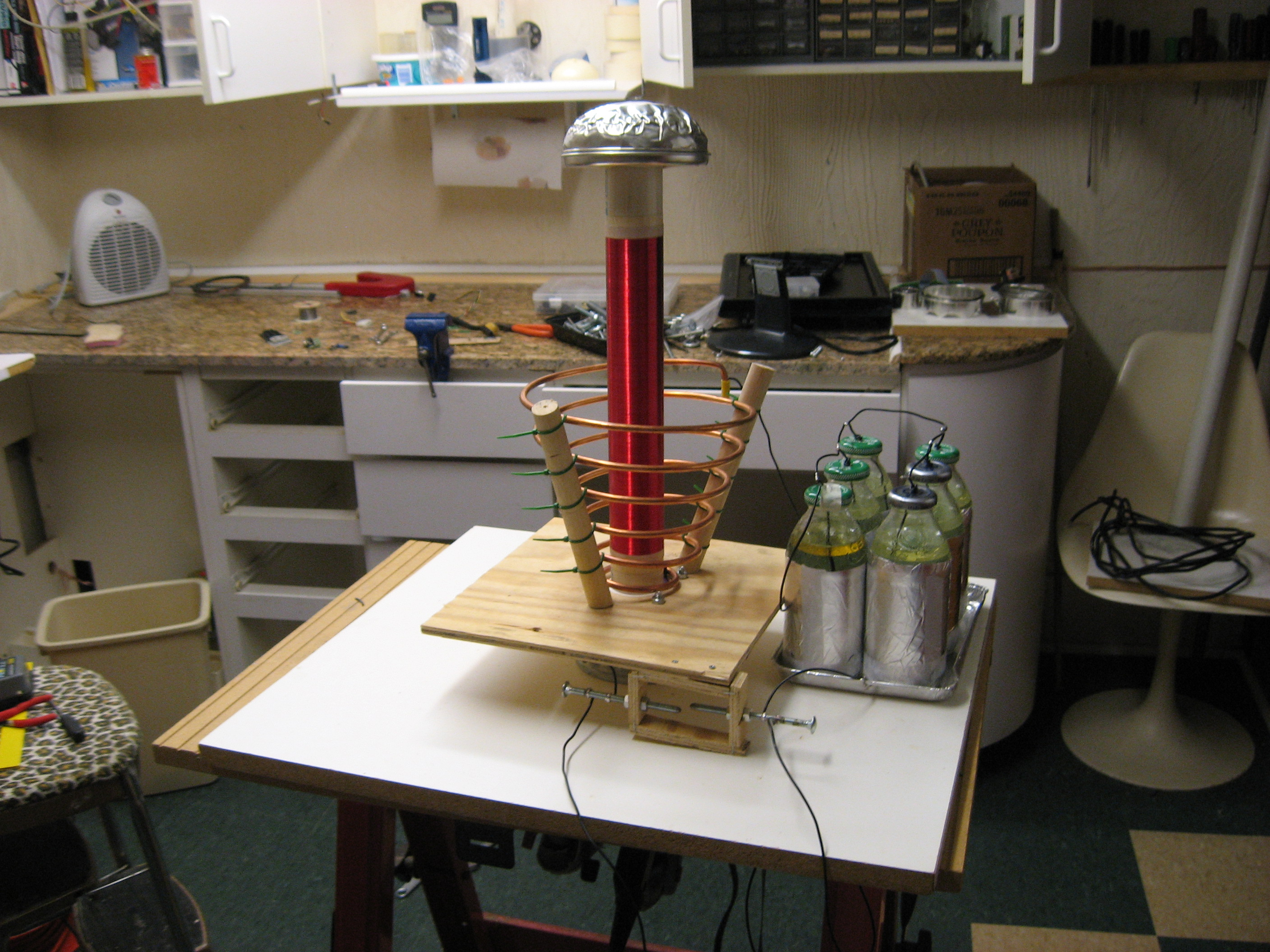 How to build a Tesla Coil