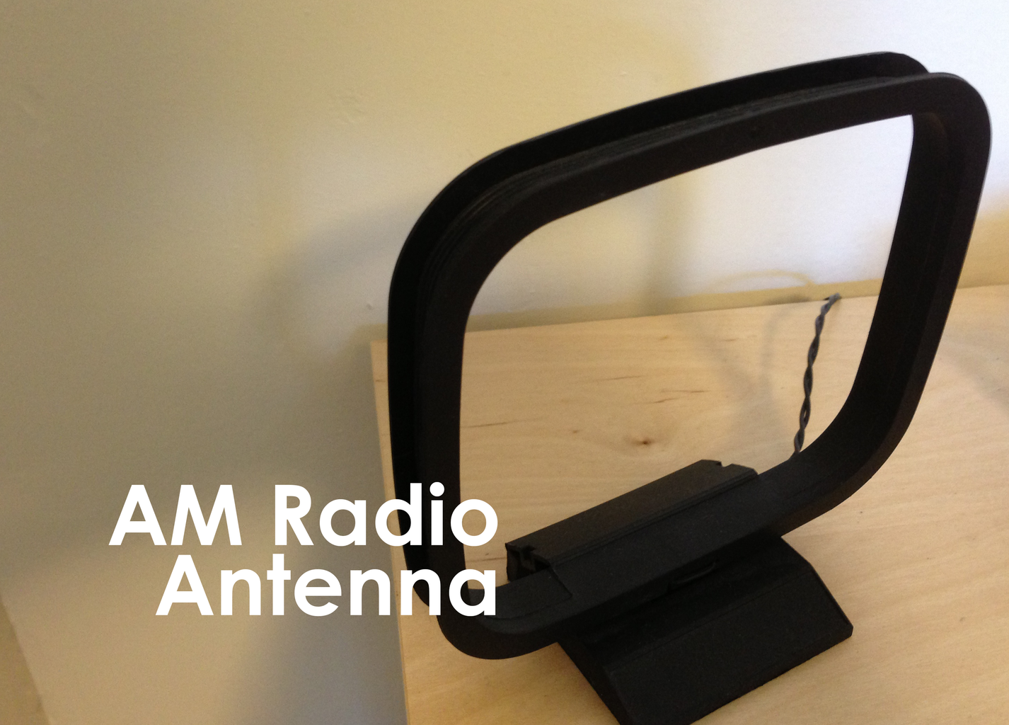 How to Build and Tune an AM Radio