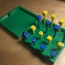 Quarto Game - Travel Version (made With Tinkercad)