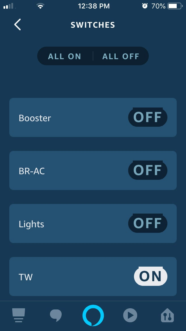 Preamble to Home Automation