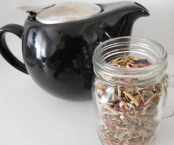 Gourmet Christmas Clean Tea!