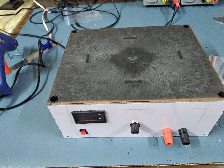 Connect Circuit in Enclosure