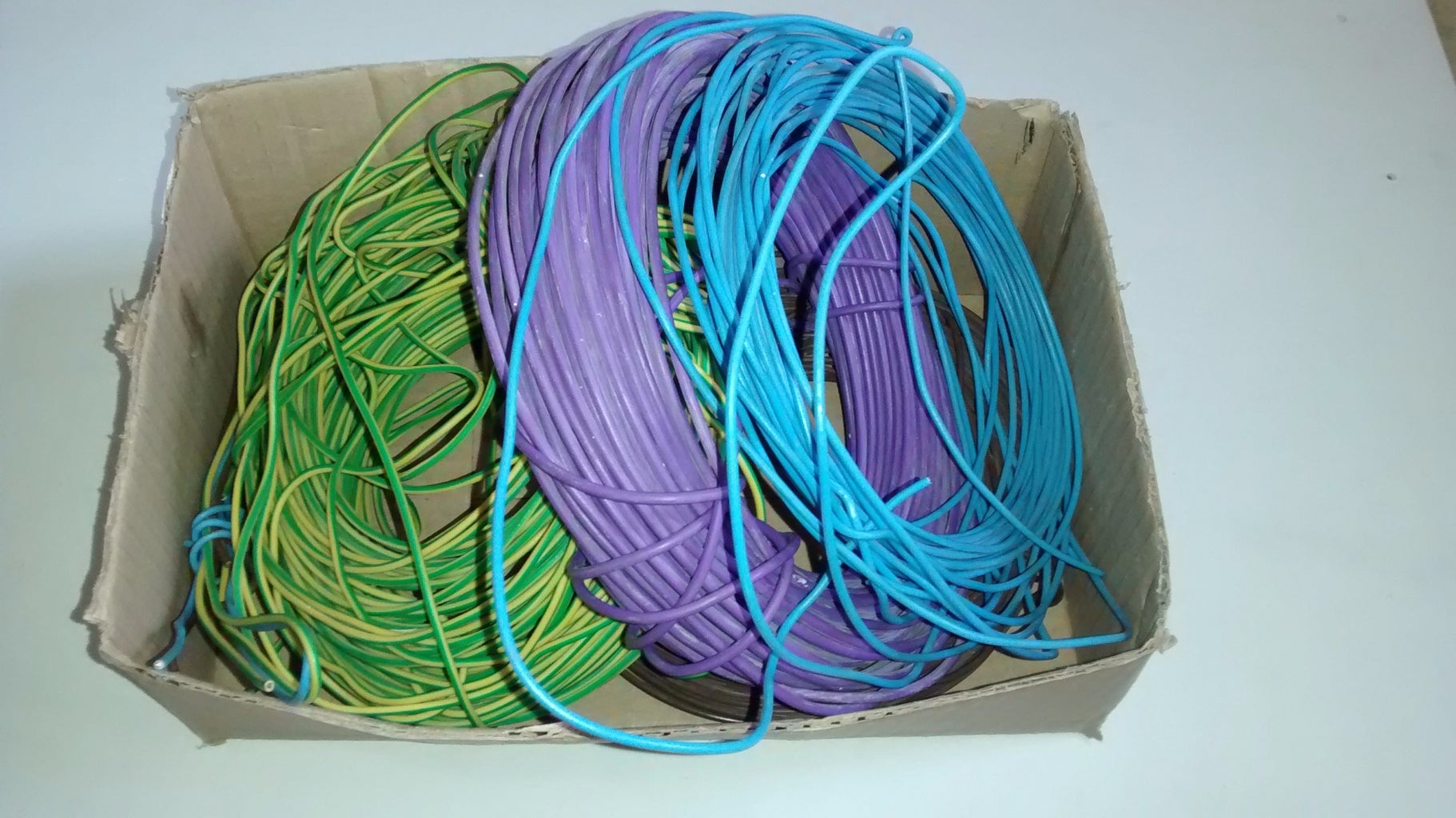 Solid Core Wires