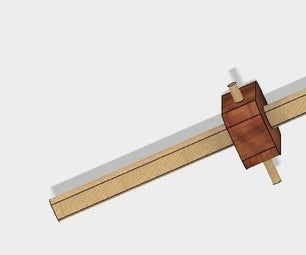 Building a Marking or Cutting Gage