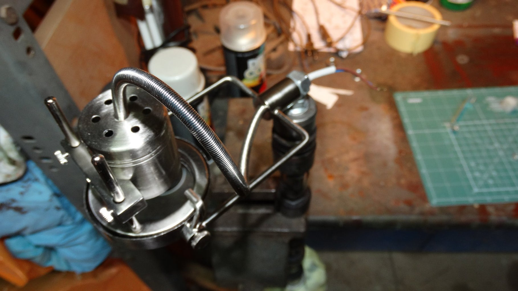 Make a Bulb Holder