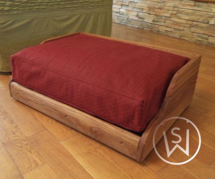 I Made a Dog Bed