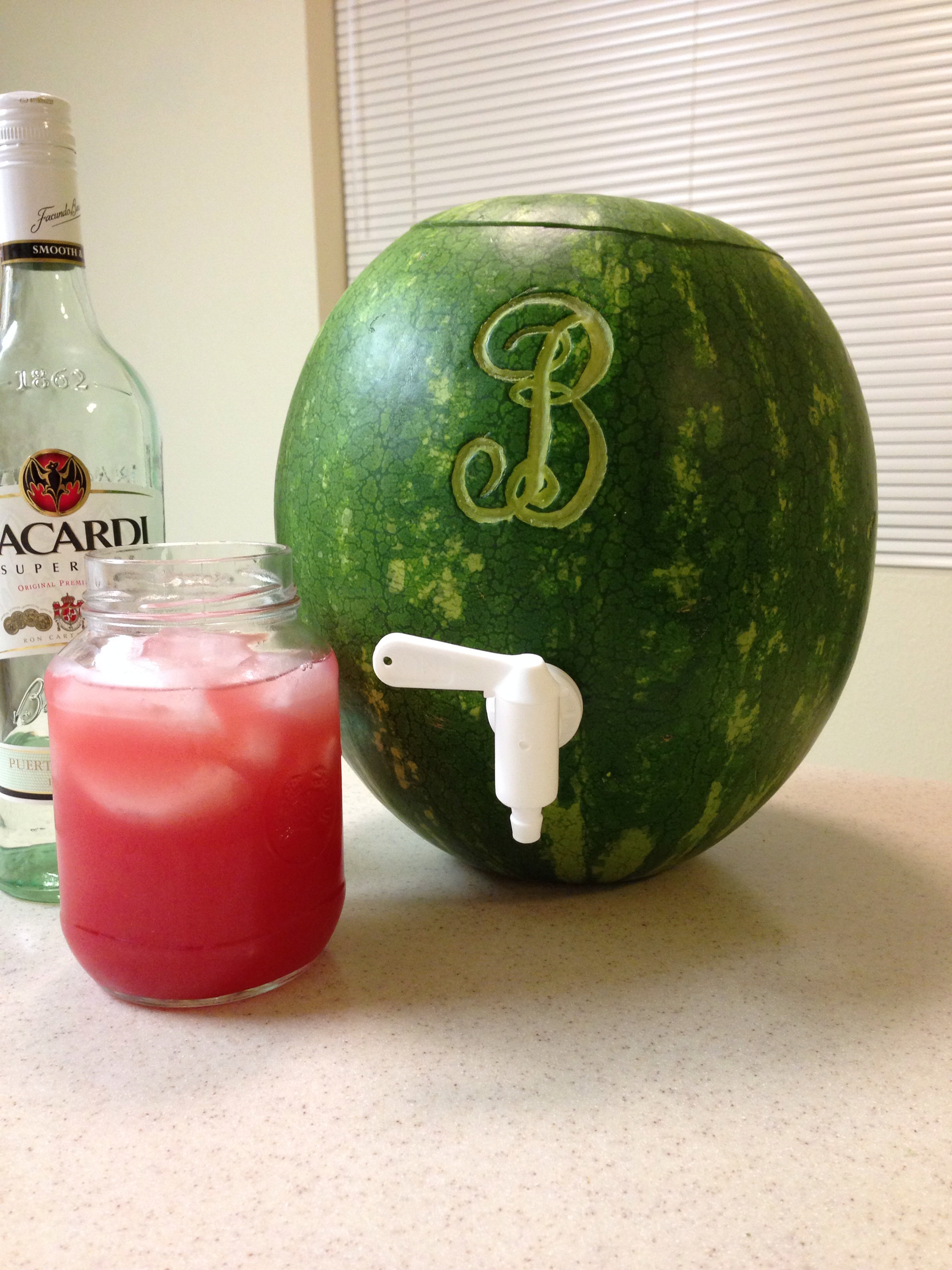 Watermelon Drink Dispenser/Keg