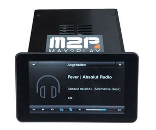Raspberry Pi Hi-Fi Audio Streamer With Touchscreen Control and Max2Play