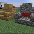 Cool Minecraft Pe Couch