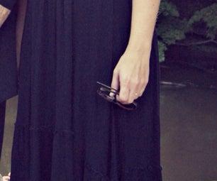 Little Black Dress Refashion