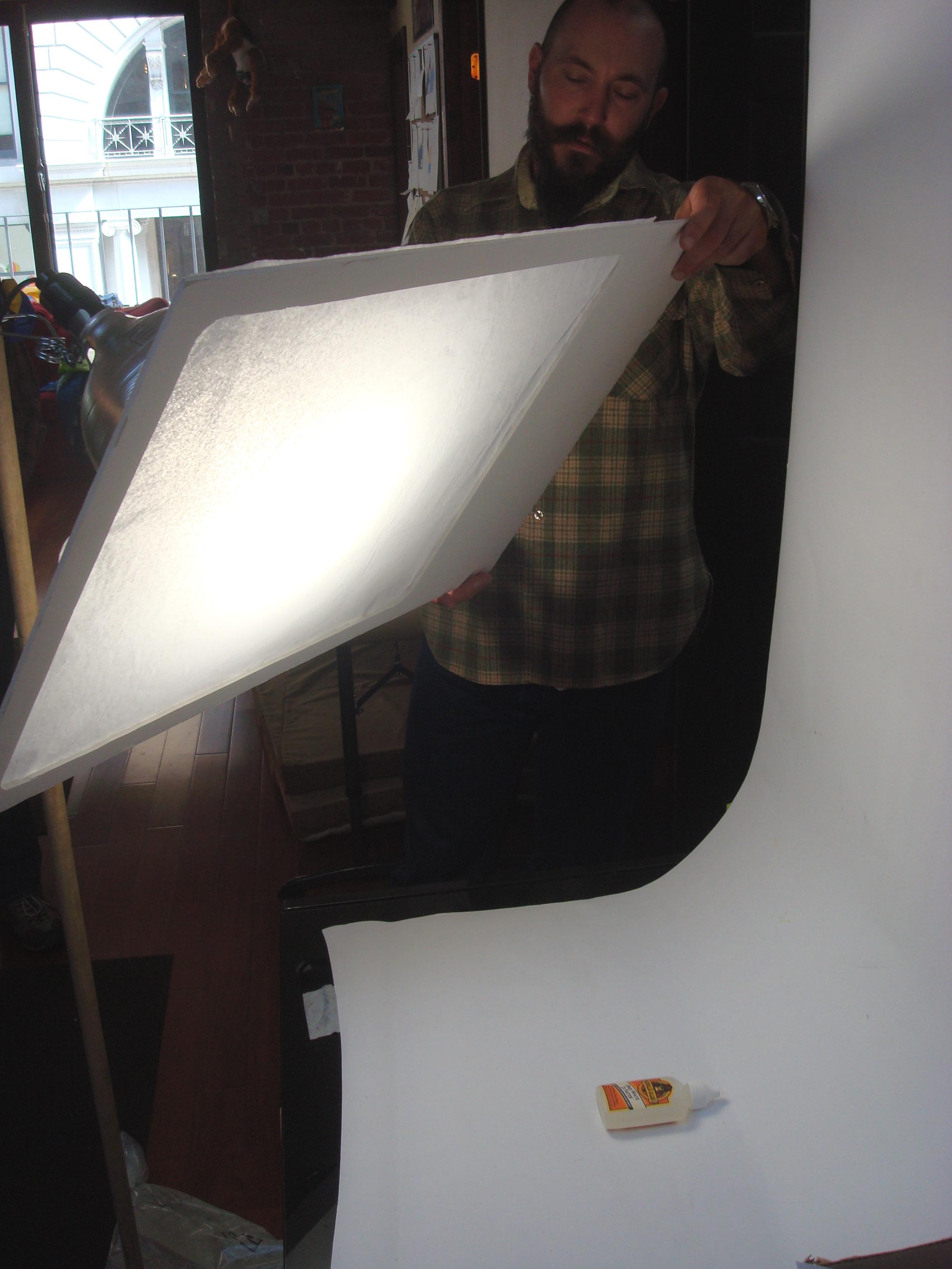 10 Minute Light Diffuser
