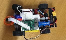 Autonomous Lane-Keeping Car Using Raspberry Pi and OpenCV