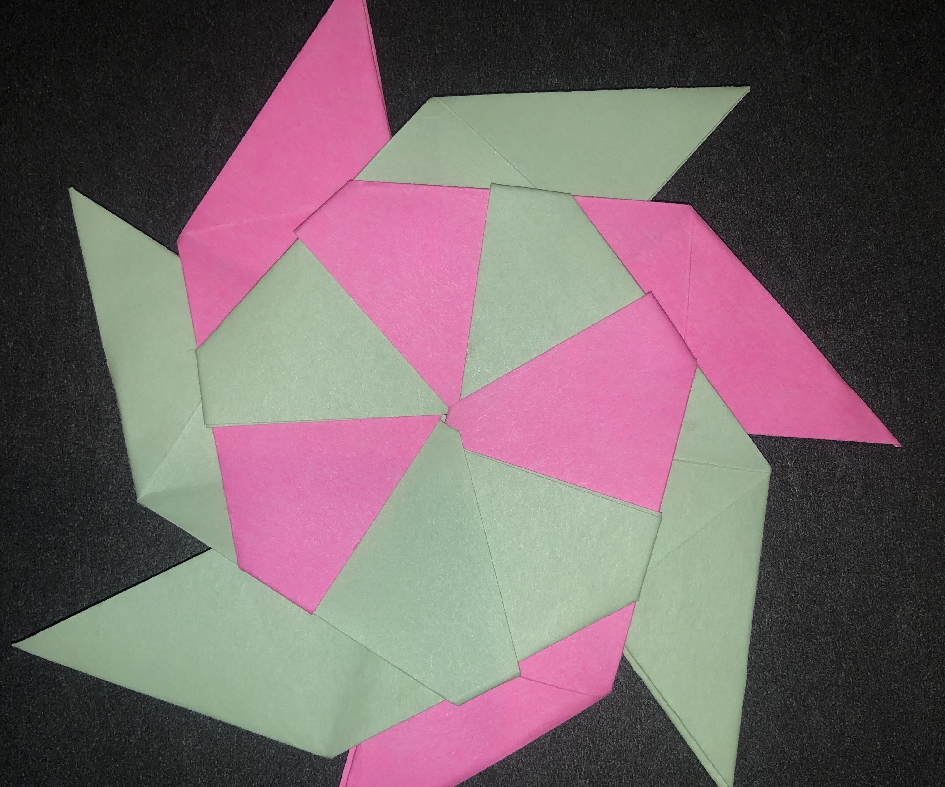 Sticky Note - Ninja Star
