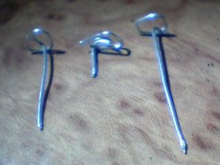 Homemade Thumb Tacks