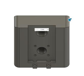Design Process - Moving Load Cell Mount - More Fillets