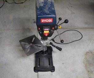Drill Press Repair