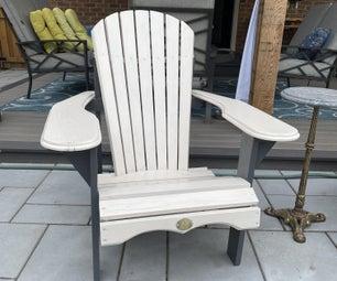 Refinishing Muskoka/Adirondack Chairs