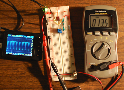 Oscillator Circuits for the 555 Timer