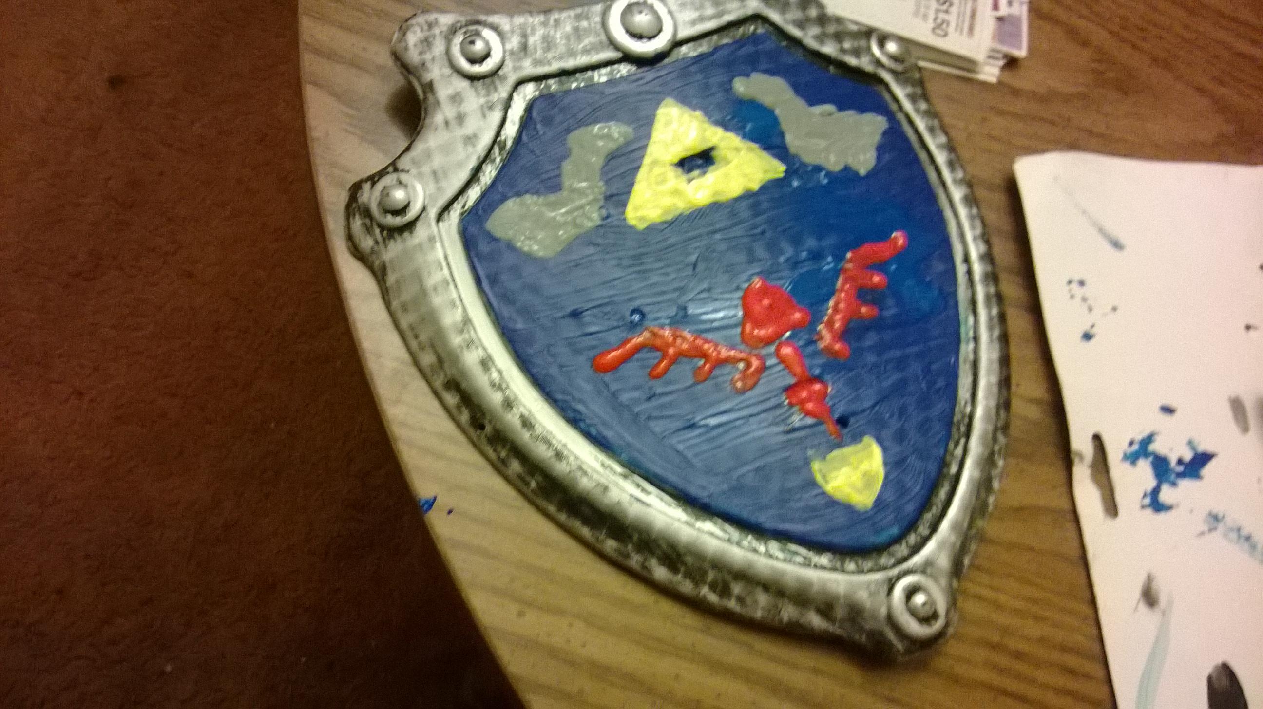 The $4 Hylian Shield