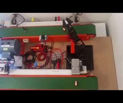 UCN Robotics - PLC Arduino Project