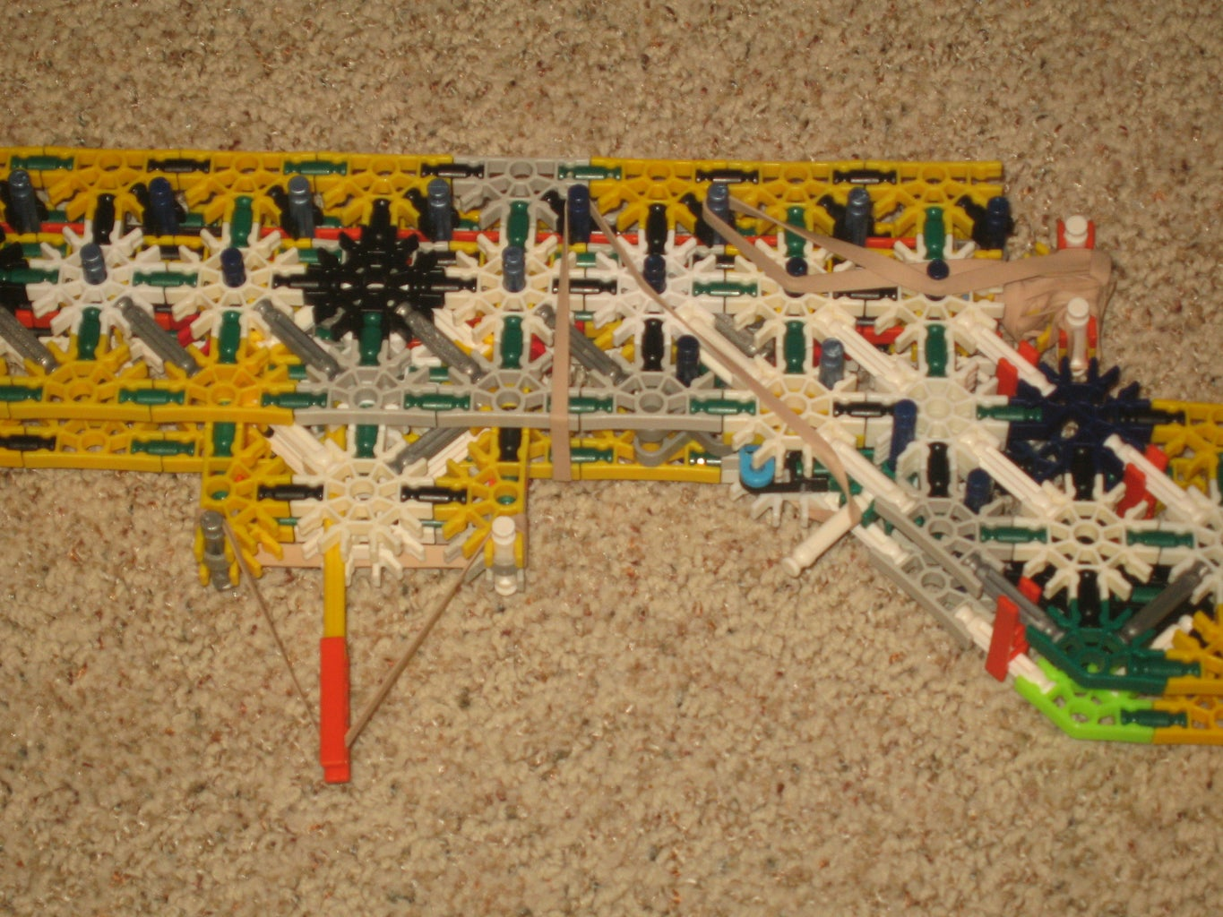 Knex Sniper With Mag