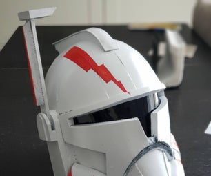 Custom Clone Trooper Helmet