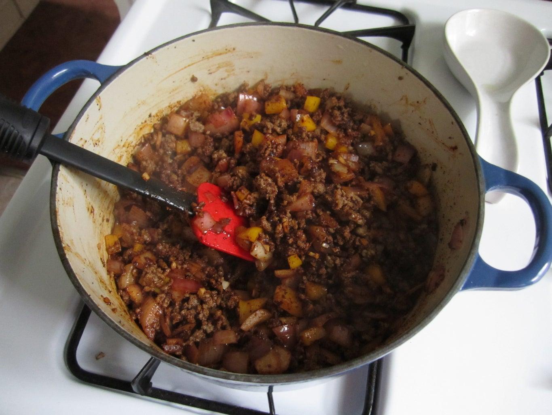 Add Garlic and Chili Powder!
