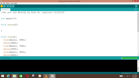 Upload the Code to Your Arduino