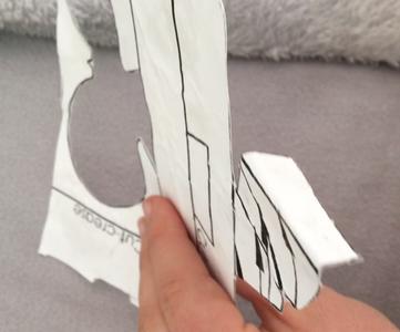 Folding Piece 1