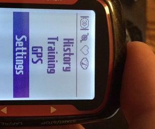 Calibrate Your Garmin Edge 500 Battery Indicator