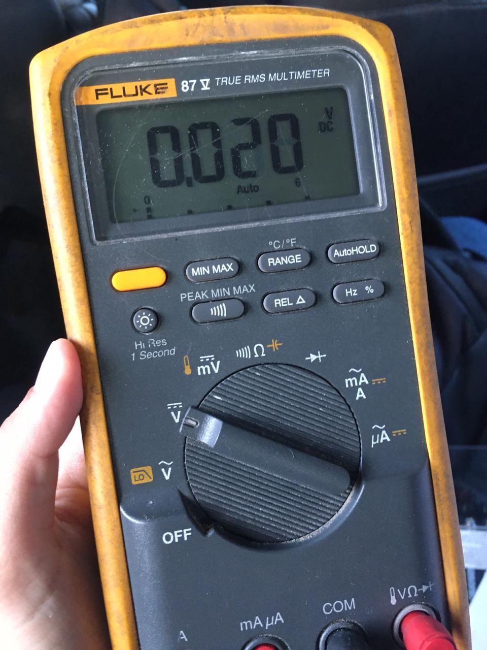 Calibración Del Anemómetro