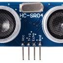 Project 7 : Ultrasonic Model HC-SR04
