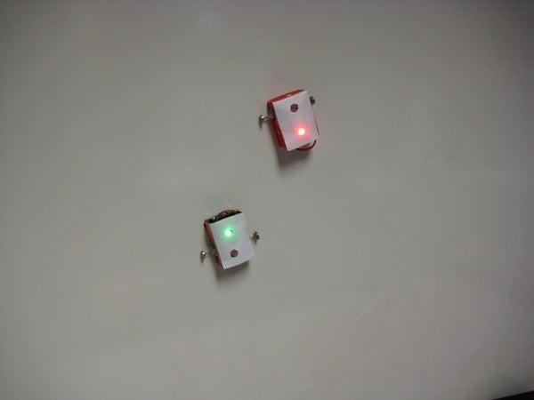 Wallbots: Autonomous Magnetic Robots That Traverse Vertical Surfaces