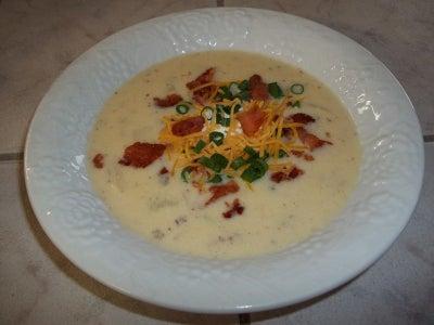 The Amazing Potato Soup Experience