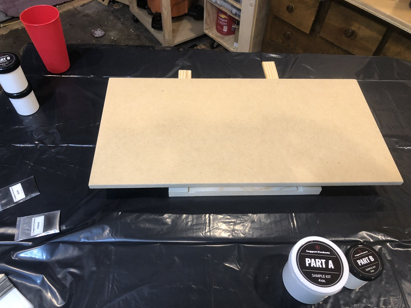 Step 1: Prep Your Board