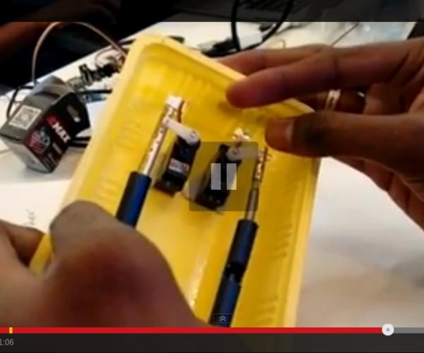 HealthKit - Smart Pill Dispenser (Intel IoT)