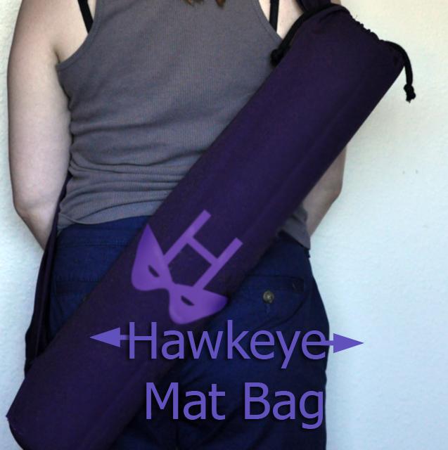 Hawkeye Mat Bag
