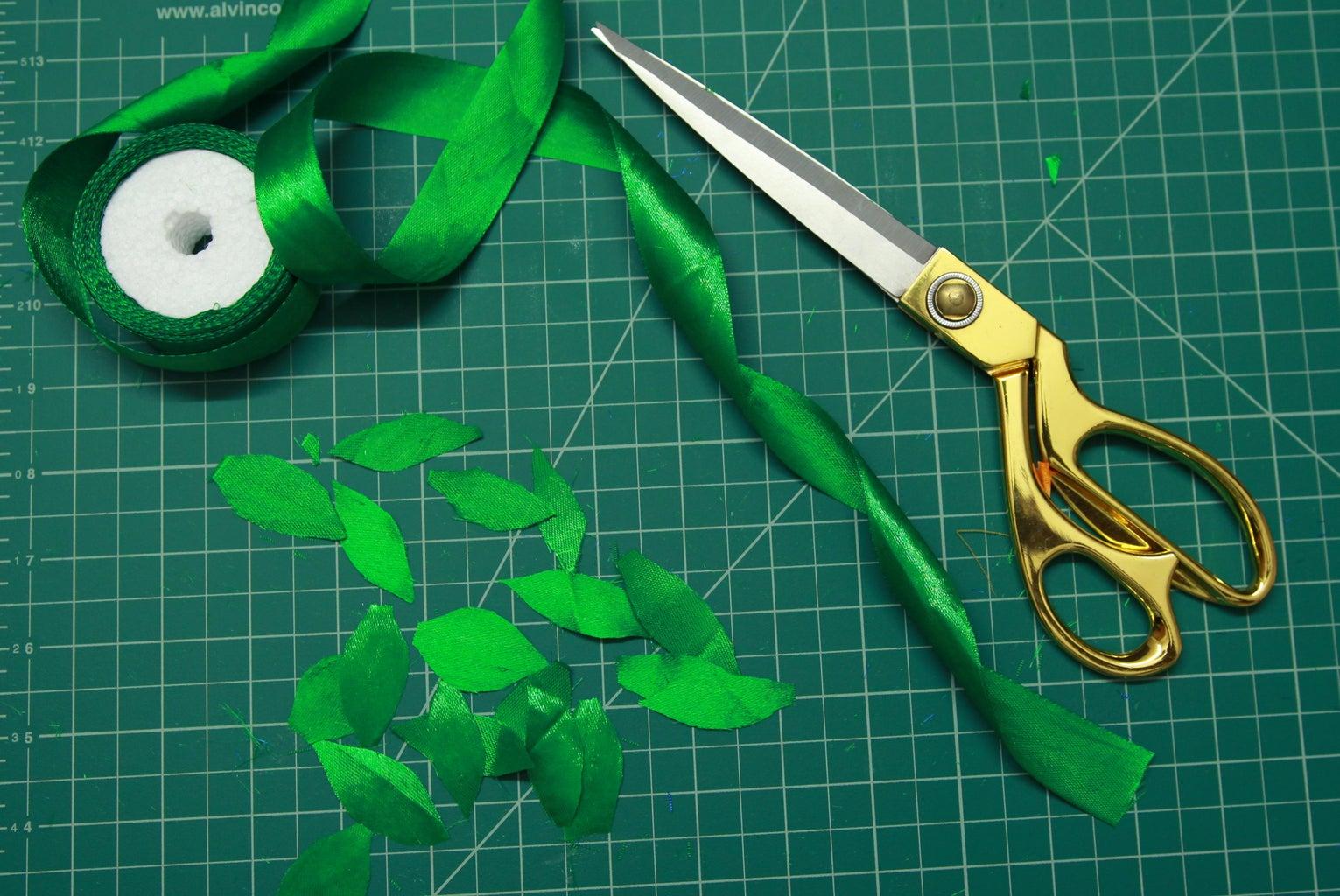 Making Leaves