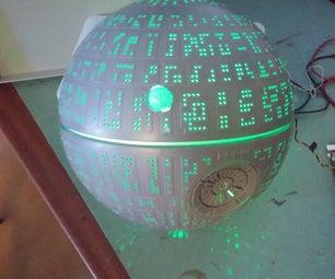 Raspberry PI Camera and Light Control Death Star