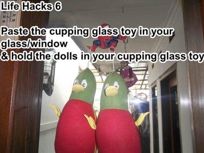 Hanging the Dolls