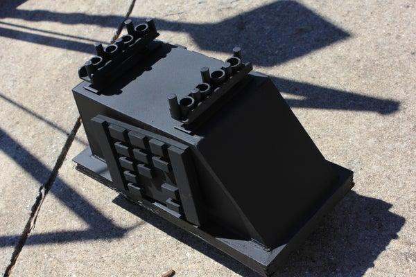 """Star Wars MSE Droid """"Mouse Droid"""""""
