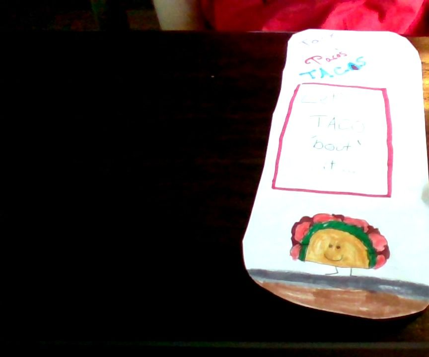 Diy Cute Mini Taco Picture!