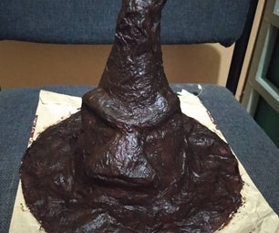 DIY Sorting Hat From Harry Potter