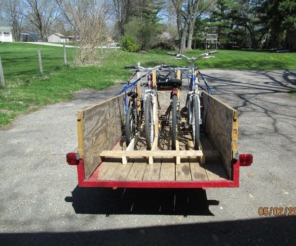 Bike Rack for Multiple Bikes