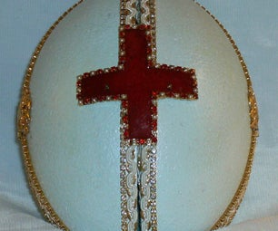 The Life of Christ: a Combination Interpretation of Faberge's Red Cross Egg and Resurrection Egg