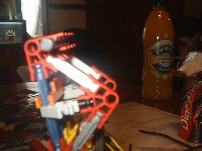 My Knex Catapult