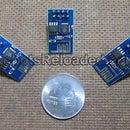 DIY Breadboard Adapter for ESP8266 WiFi module