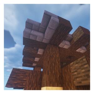 Make Tower Battlements